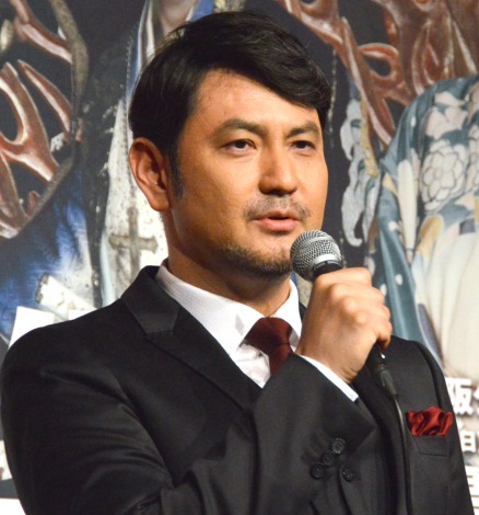 舞台『魔界転生』製作発表会見に出席した藤本隆宏 (C)ORICON NewS inc.