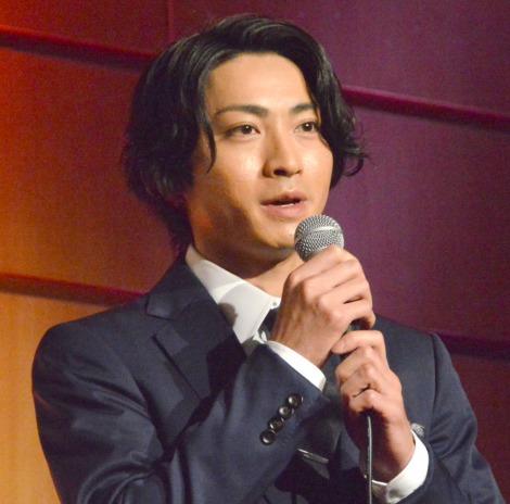 舞台『魔界転生』製作発表会見に出席した木村達成 (C)ORICON NewS inc.