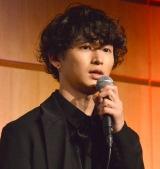 舞台『魔界転生』製作発表会見に出席した松田凌 (C)ORICON NewS inc.