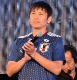 中田浩二氏=『2018FIFAワールドカップロシア』パブリックビューイング (C)ORICON NewS inc.