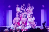 日本では初のファンミーティングを開催したMOMOLAND
