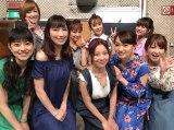 モーニング娘。OG9人が集結 (C)日本テレビ