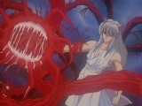 テレビアニメの場面カット(C)Yoshihiro Togashi 1990年−1994年(C)ぴえろ/集英社(C)1994「幽遊白書 冥界死闘篇 炎の絆」製作委員会