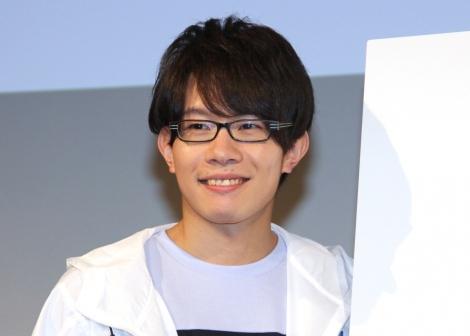 『風が強く吹いている』テレビアニメ化発表会見に出席した豊永利行 (C)ORICON NewS inc.