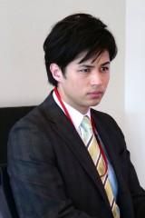 テレビ東京系ドラマBiz『ラストチャンス』(7月16日スタート)に出演する佐伯大地(C)テレビ東京