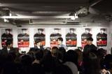 自身初のポップアップショップ開催記念イベントを行ったDEAN FUJIOKA(撮影:島津明)