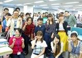 SKE48大場美奈がオリコン来社 (C)ORICON NewS inc.