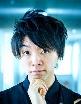 ドラマ25『インベスターZ』に出演するピクシーダストテクノロジーズ株式会社 CEO・落合陽一氏(C)Masato Kato