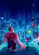 22日放送の日本テレビ『金曜ロードSHOW!「ファインディング・ドリー」』内でシュガー・ラッシュ:オンライン』特別映像を日本初放送(C)2018 Disney. All Rights Reserved.