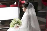 オフィス・ティンカーベルからお嫁に行くことを決めたユーコ(C)NHK