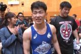 ジャンポケ太田、レスリングで快挙