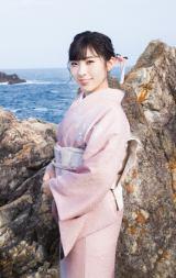 『Japan Expo 2018』日仏友好160周年のオフィシャルゲストの元AKB48で演歌歌手の岩佐美咲(C)Nagara Production