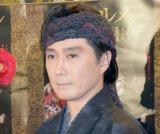 創作舞踊『裁SAI カルメン2018』囲み取材に出席した花柳寿楽 (C)ORICON NewS inc.
