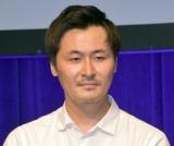 映「チーム万力presents ショートフィルムの未来地図」トークセッションに出席した像ディレクター清水康彦 (C)ORICON NewS inc.