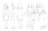 制作途中のキャラクター画像(C)NTV