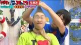 パンストを被りに挑戦したSKE48・須田亜香里 (C)AbemaTV