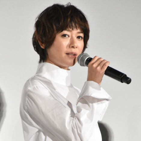 真木よう子 (C)ORICON NewS inc.