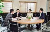 7月13日放送、NHK総合『LIFE!』より。コント「働いて」に真野恵里菜が出演(C)NHK