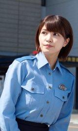 警視庁杉並中央署の地域課の巡査・鮫嶋弥生を演じる