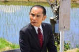 最新作『森村誠一ミステリースペシャル ガラスの密室』より、牛尾刑事役の片岡鶴太郎(C)テレビ朝日