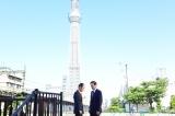 最新作『森村誠一ミステリースペシャル ガラスの密室』より(C)テレビ朝日