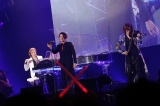 YOSHIKI×TERU(GLAY)×SUGIZO(LUNA SEA/X JAPAN)で「Say Anything」を披露