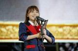 8位で初選抜入りを果たしたSKE48・大場美奈 (C)AKS