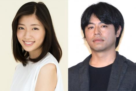 サムネイル 石井裕也監督(右)と結婚していた相楽樹