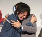 濱田龍臣、舞台あいさつで再び号泣