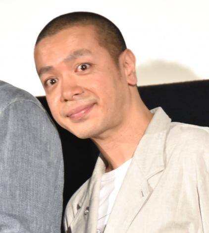 映画『猫は抱くもの』初日舞台あいさつに出席した峯田和伸 (C)ORICON NewS inc.