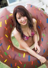 『週刊ヤングマガジン』30号に登場する日向カリーナ(C)藤本和典/ヤングマガジン