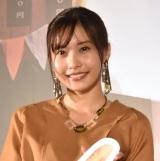 映画『キスできる餃子』公開記念舞台あいさつに出席した佐野ひなこ (C)ORICON NewS inc.