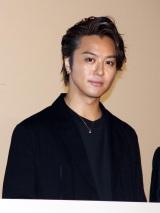 ショートフィルム『カナリア』の舞台あいさつに登壇したTAKAHIRO (C)ORICON NewS inc.