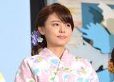 『ようこそ!!ワンガン夏祭り THE ODAIBA 2018』制作発表に出席した宮澤智 (C)ORICON NewS inc.