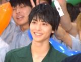 映画『虹色デイズ』に公開直前イベントに参加した高杉真宙 (C)ORICON NewS inc.