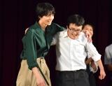 映画『虹色デイズ』に公開直前イベントに参加した高杉真宙(左) (C)ORICON NewS inc.