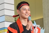 『ようこそ!!ワンガン夏祭り THE ODAIBA 2018』制作発表に出席した大川立樹 (C)ORICON NewS inc.