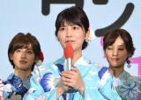 『ようこそ!!ワンガン夏祭り THE ODAIBA 2018』制作発表に出席した竹内友佳 (C)ORICON NewS inc.