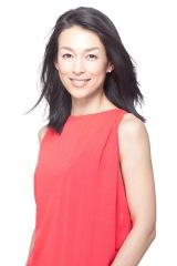 NHK・BSプレミアムの新作ドラマ『主婦カツ!』(10月7日スタート)に主演する鈴木保奈美