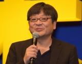 『未来のミライ』のジャパンプレミアに出席した細田守監督 (C)ORICON NewS inc.