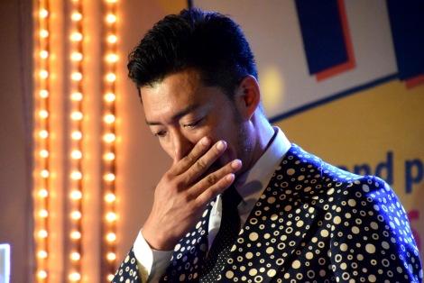 シングル「夜霧よ今夜も有難う」で歌手デビューする金児憲史=歌手デビューお披露目ライブ (C)ORICON NewS inc.