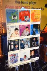 CDジャケット写真パネル=歌手デビューお披露目ライブ (C)ORICON NewS inc.