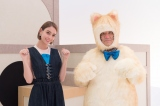 7月13日放送、NHK総合のコント番組『LIFE!〜人生に捧げるコント〜』に出演する滝沢カレン(C)NHK