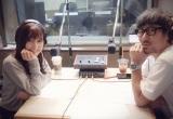 河北裕介氏(右)のラジオ『ヘアメイク河北裕介のBe yourself』にゲスト出演した宇野実彩子