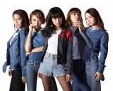 小室哲哉プロデュースの5人組ガールズグループ「Def Will」