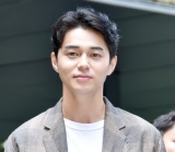 映画『菊とギロチン』ヒット祈願法要に出席した東出昌大 (C)ORICON NewS inc.