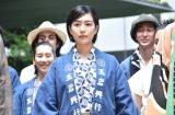 映画『菊とギロチン』ヒット祈願法要に出席した木竜麻生 (C)ORICON NewS inc.