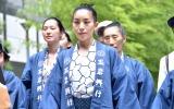 映画『菊とギロチン』ヒット祈願法要に出席した嘉門洋子 (C)ORICON NewS inc.