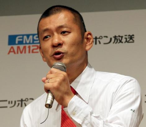 メジャーデビューシングル発売』お披露目記者会見に出席した益子卓郎 (C)ORICON NewS inc.