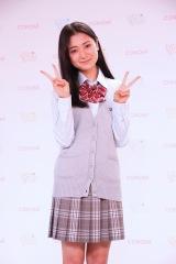 第5回日本制服アワードの女子グランプリ・齊藤英里(C)Deview